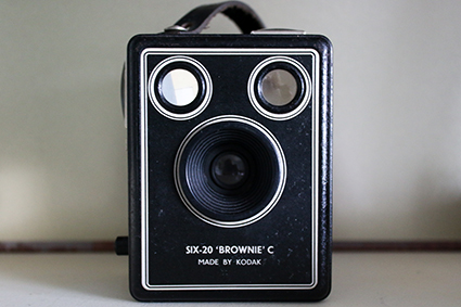 Brownie Six 20 C