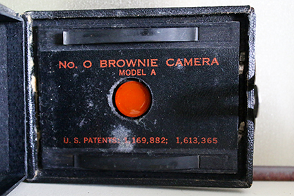 No. 0 Brownie Model A