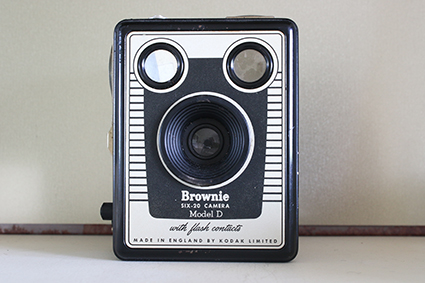 Brownie Six-20 Camera Model D