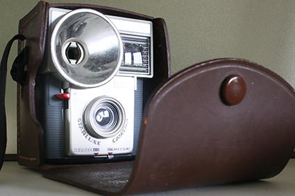 Kodak Brownie Starluxe