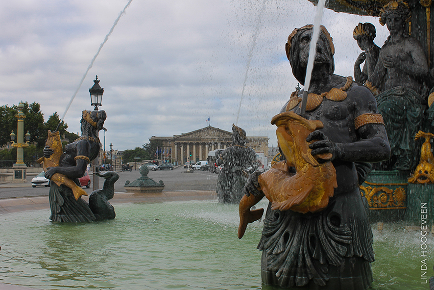 Parijs: Place de la Concorde