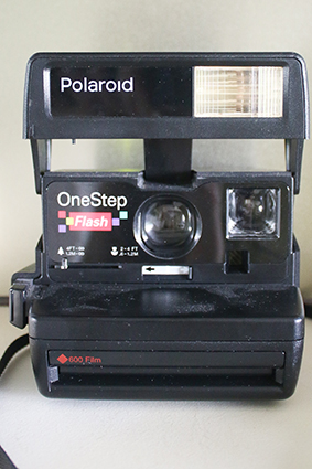 OneStep Flash Polaroid