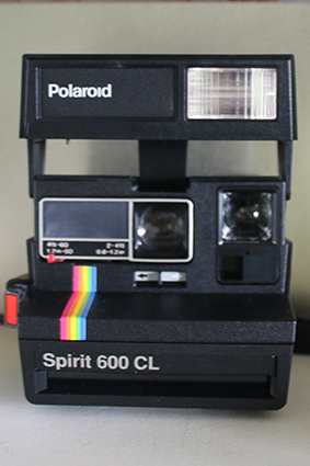 polaroid Spirit 600 CL