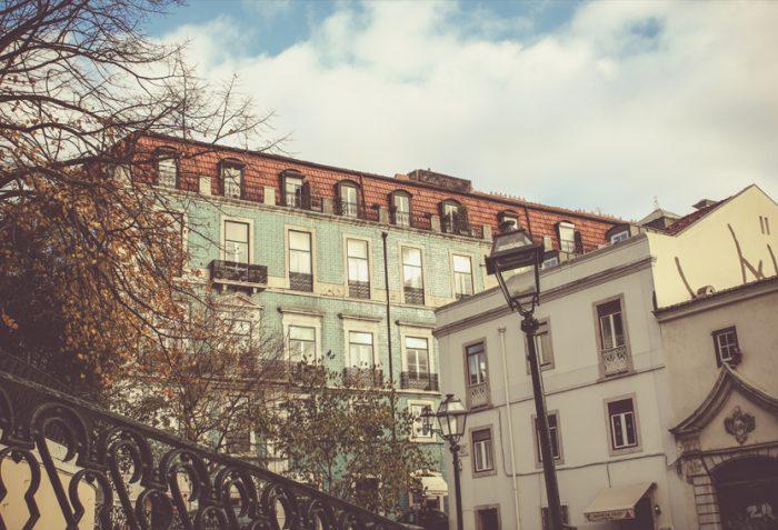 Lissabon bijna een maand