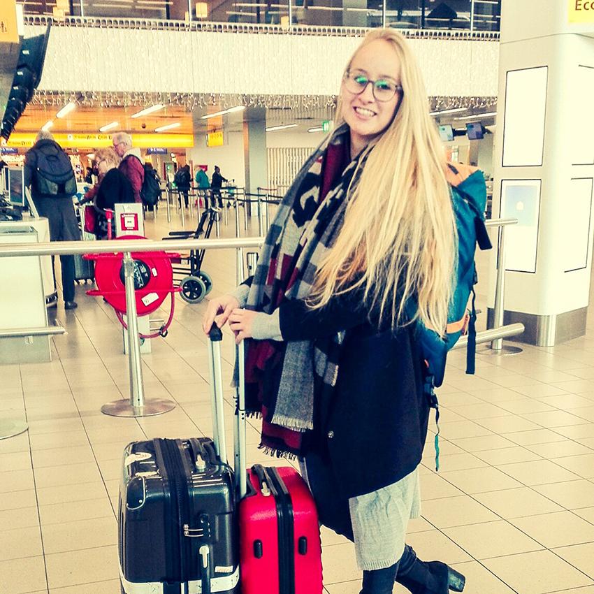 Tijdelijk in het buitenland: Vliegen naar Lisboa