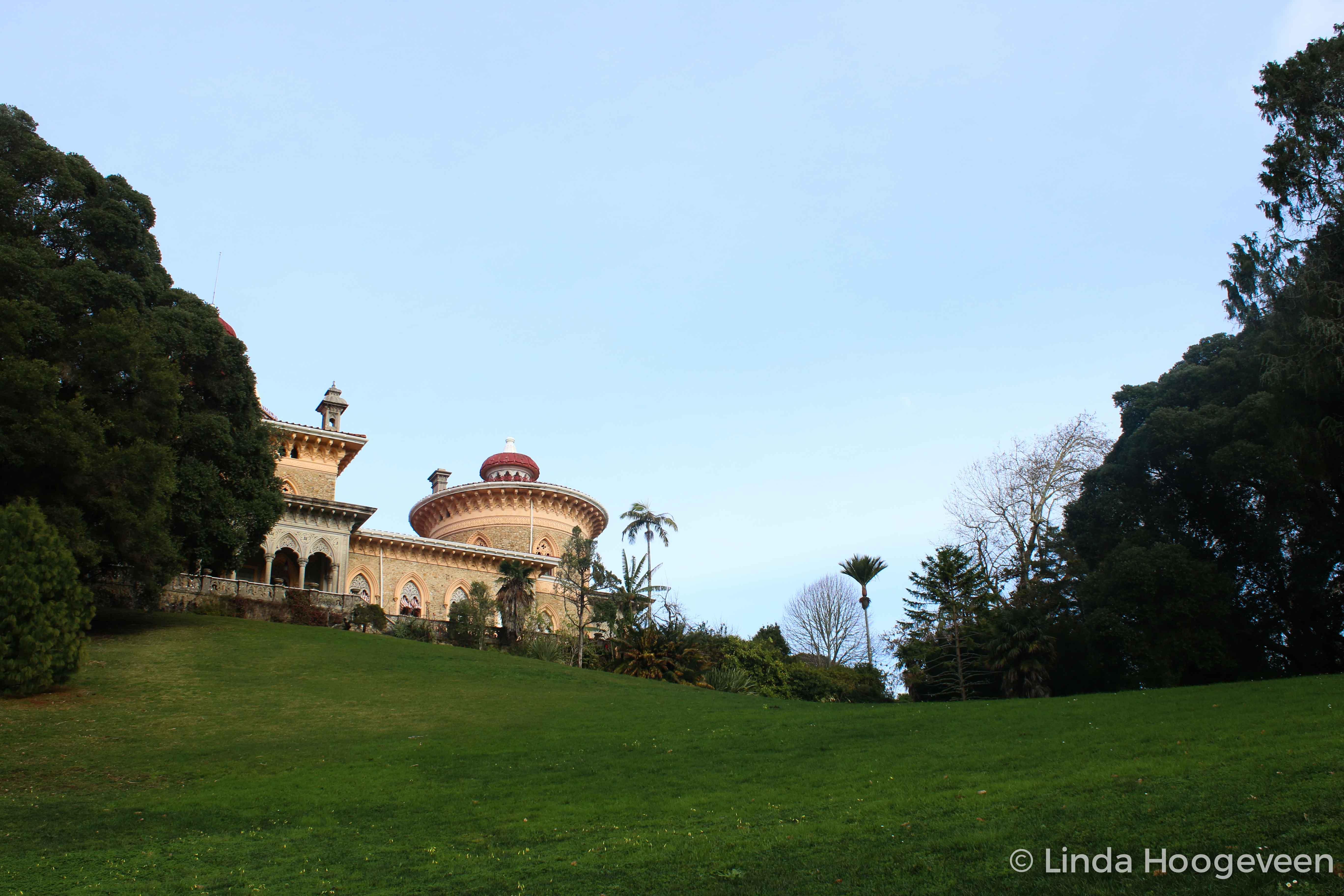 Palacio e Parque monserrate