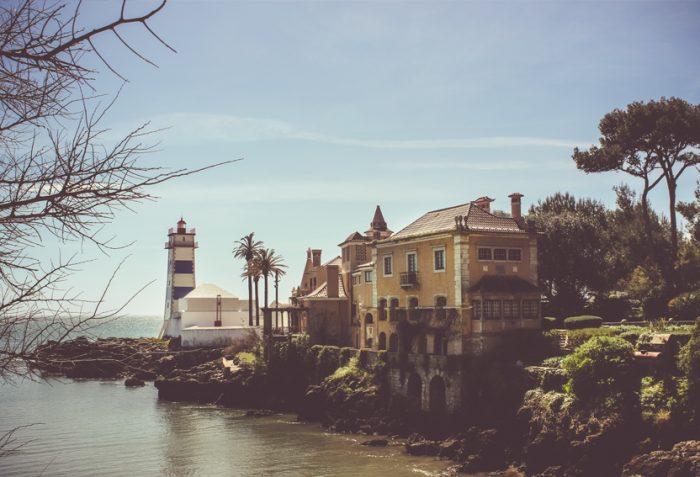 Vanuit Lissabon: Cascais