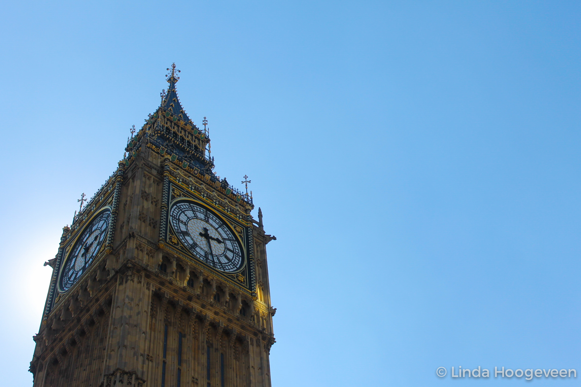 Big Ben Westminster Palace