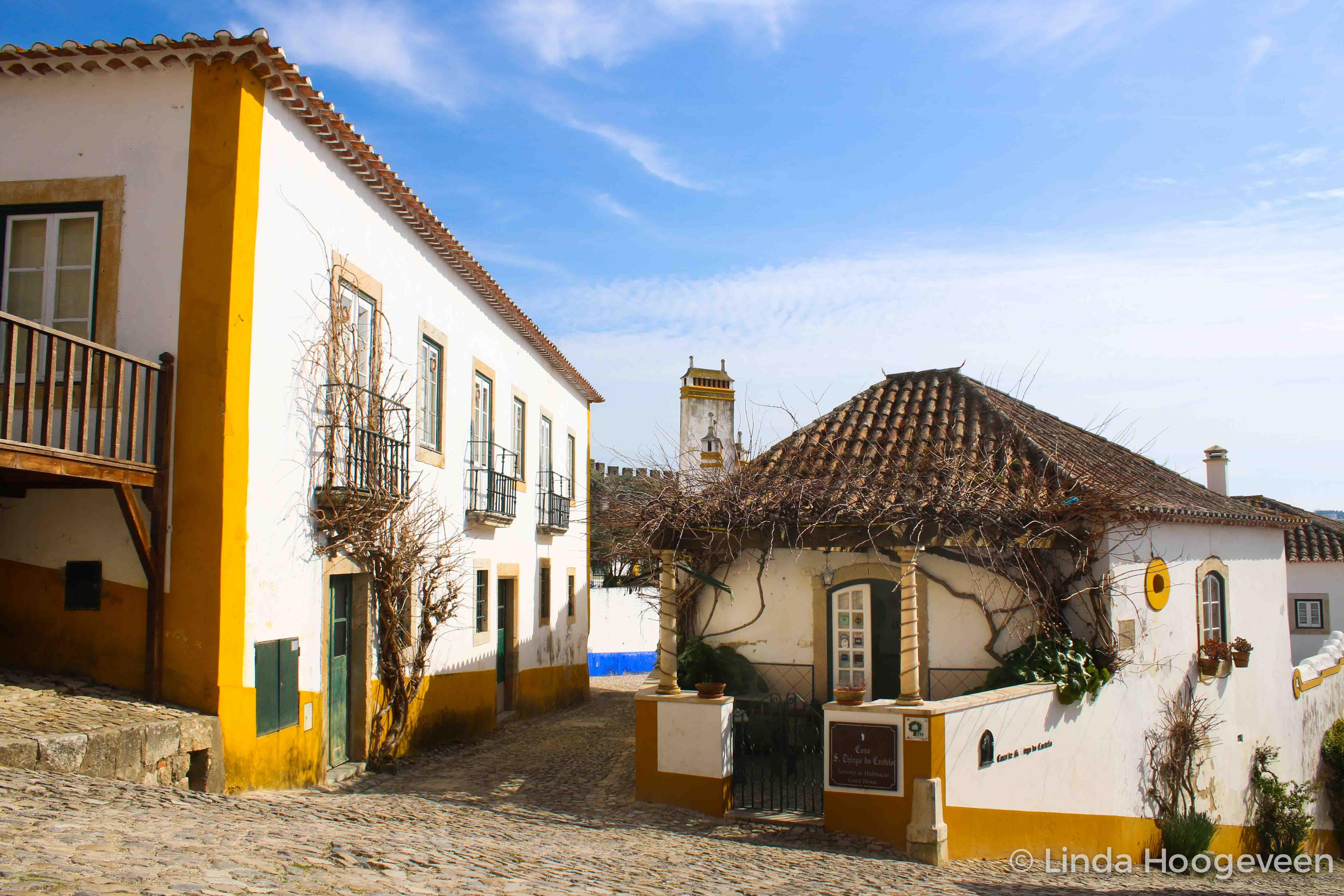 Óbidos, een bezoekje waard!