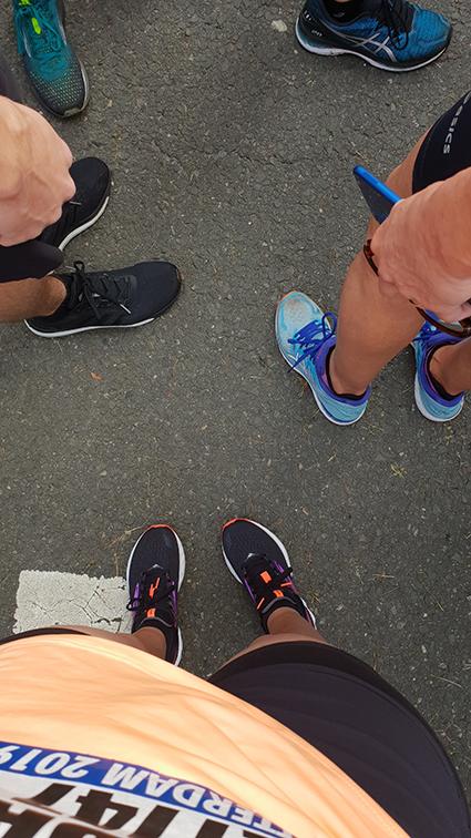 Kwart Marathon Rotterdam