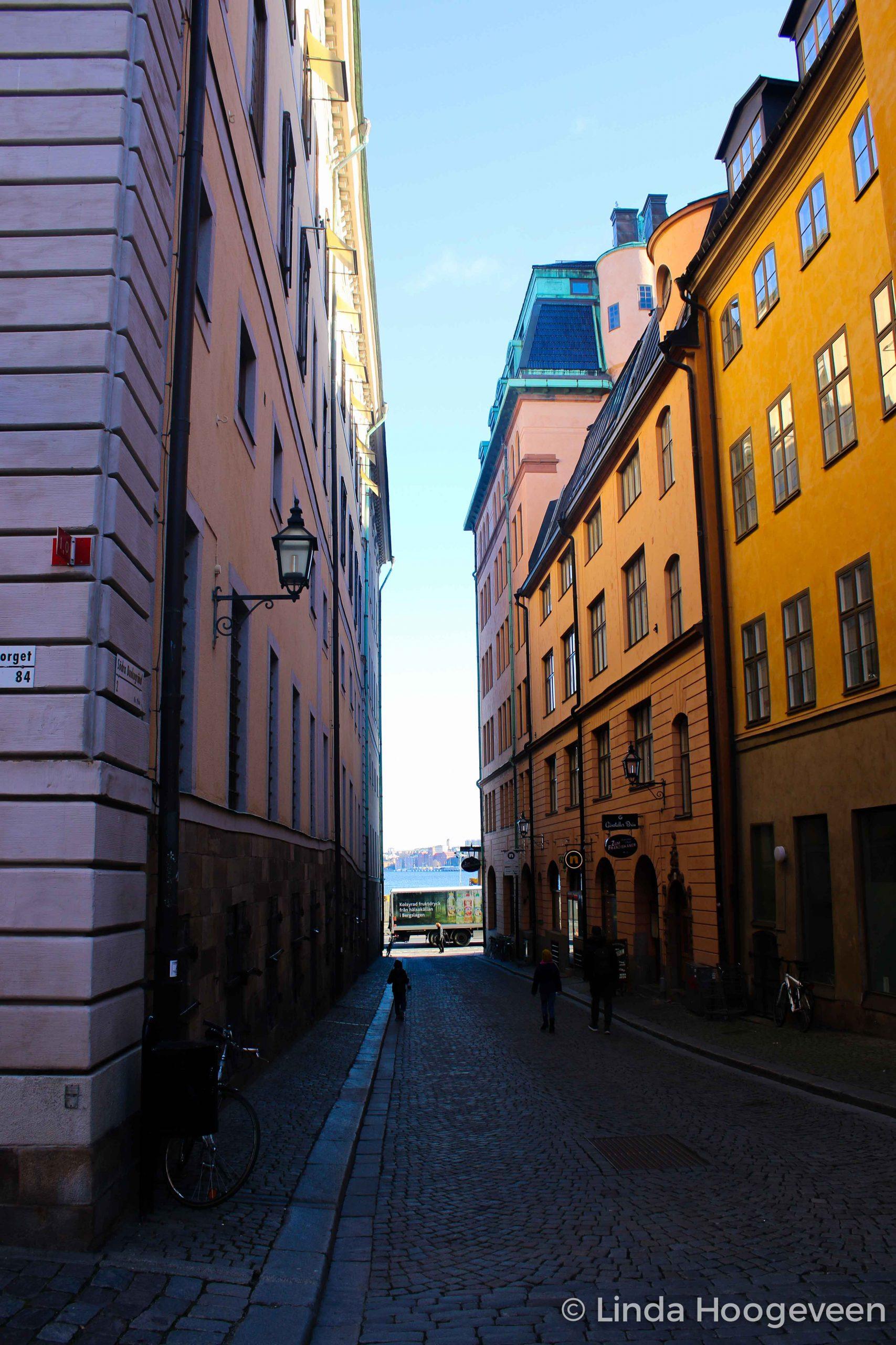 Doorkijkje Stockholm